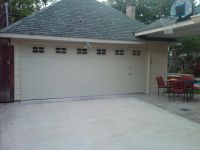 garage doors residential | walk-thru-garage1 | Doors ...