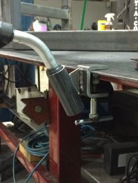 Mig Welder Gun Holder | Shop | Pinterest | Guns, Welding ...