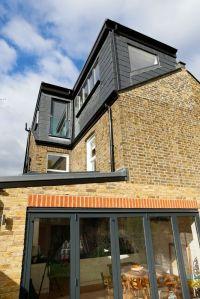 Home extension, internal refurbishment and loft conversion ...