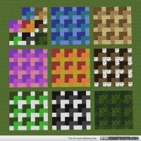 minecraft rug designs - 28 images - minecraft rug carpet ...