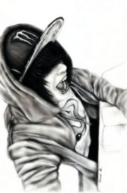 emo drawings boy tina771