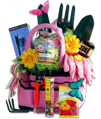 Just In Time For Mother's Day Pick Up This Gardening Basket From