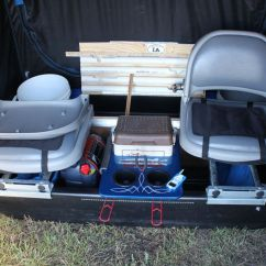 Fishing Chair With Pole Holder Office Low Back Rod Options | Ice Pinterest Best Ideas