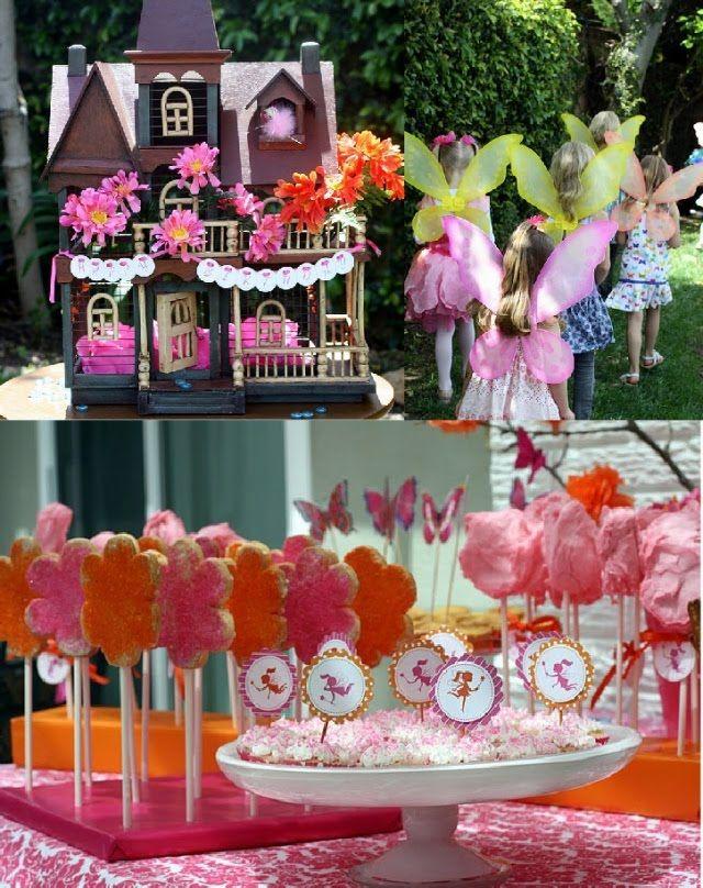 1000 Images About Lara's Fairy Party Ideas On Pinterest Fairies