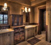 Old Farmhouse Bathroom Ideas. rustic farmhouse bathroom ...