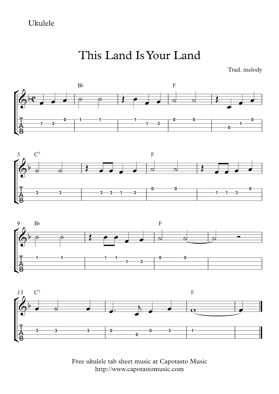 On This Site You Can Download Free Printable Sheet Music Scores And Guitar Tablature