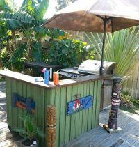 Completely Coastal: Beach & Tiki Bar Ideas for the Home ...