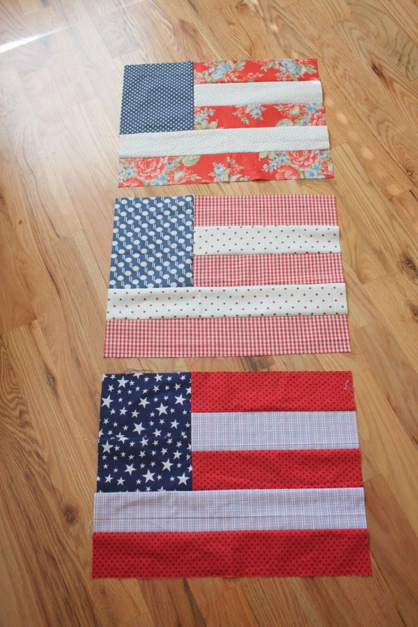 American Flag Quilt 1 067 600 Pixels Sewing