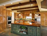 Rustic Kitchen Island Lighting Your Kitchen Design