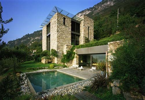 Italian Lake House Design By Arturo Montanelli Architect One Day