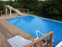 Above Ground Pool Decks Idea For Your Backyard Decor ...