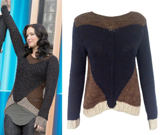 Knit Sweaters In Catching Fire