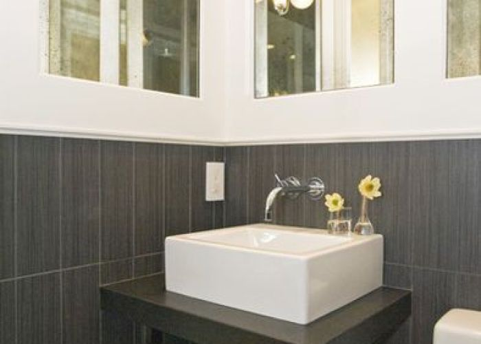 Bathroom design pictures remodel decor and ideas page grey tile also