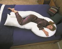 Restmate BodyNest Body Pillow by RestMate | Feather ...