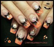 halloween nails. teena - nail