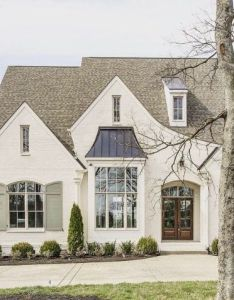 Modern exterior paint colors for houses also best images about house design on pinterest rh