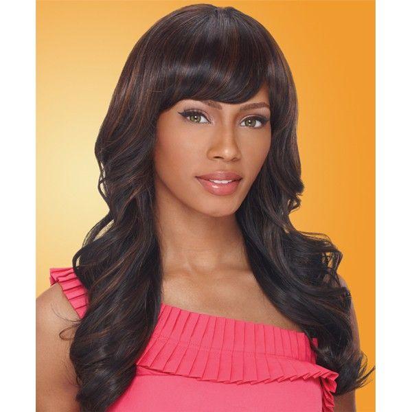 Sensationnel Totally Instant Weave Wig HZ A060 Ebonyline Com