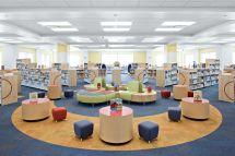 Public Library Interior Design