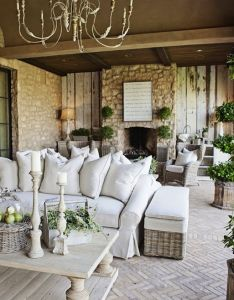 View this great traditional porch with exterior brick floors  wrap around discover browse thousands of other home design ideas on zillow digs also elegant furnished covered patio decor porches stoops rh pinterest