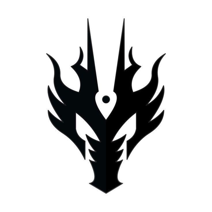 Kamen Rider Dragon Knight Dragon Symbol