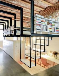 Patio house in gracia carles enrich architects location barcelona spain constructor crk area sqm year photographs also steel beams stairs pinterest and rh za