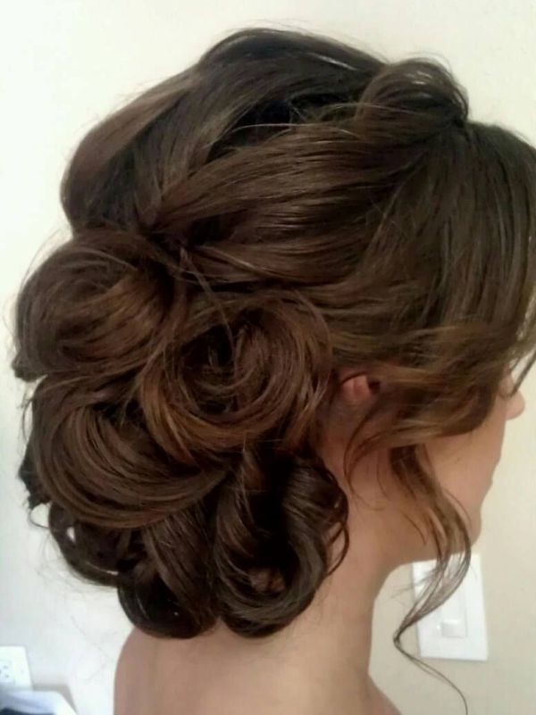 30 Soft Side Swept Updo Hairstyles Hairstyles Ideas Walk The Falls