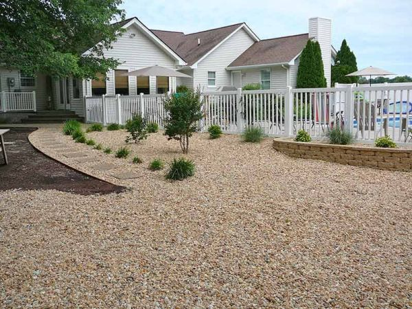 maintenance landscape ideas
