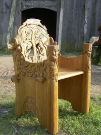 Celtic Chair | Year 3 Honors Project | Pinterest ...