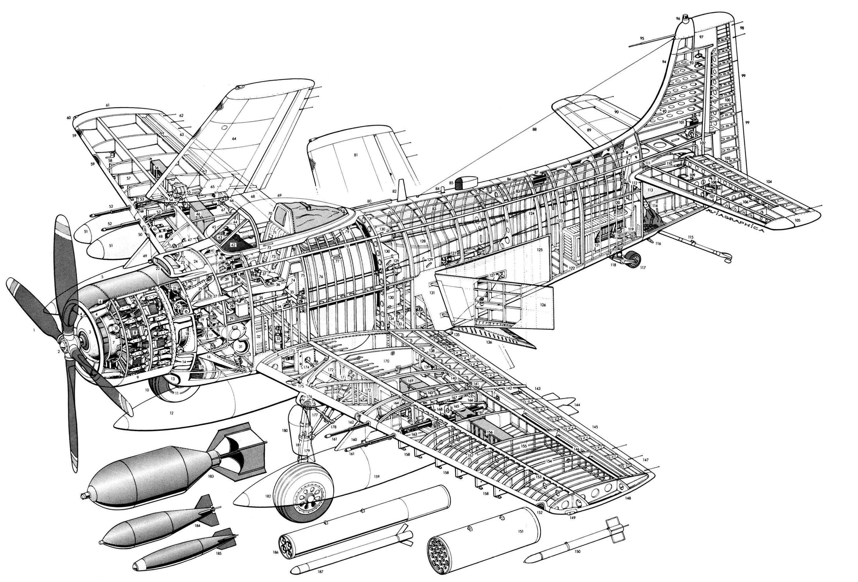 Images About Blueprints And Cutaways