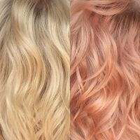 This one is my favorite! | pink hair | Pinterest | Blondes ...