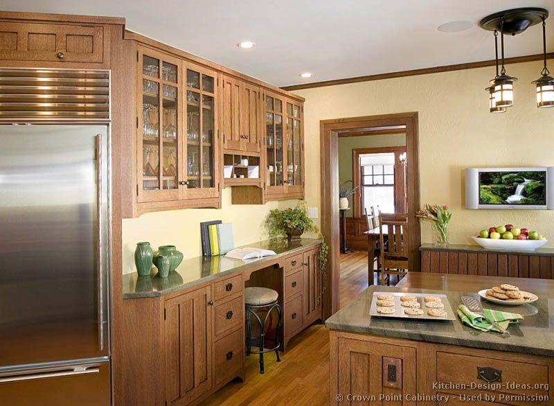 Craftsman Kitchen Crown Point Cabinetry crownpointcom
