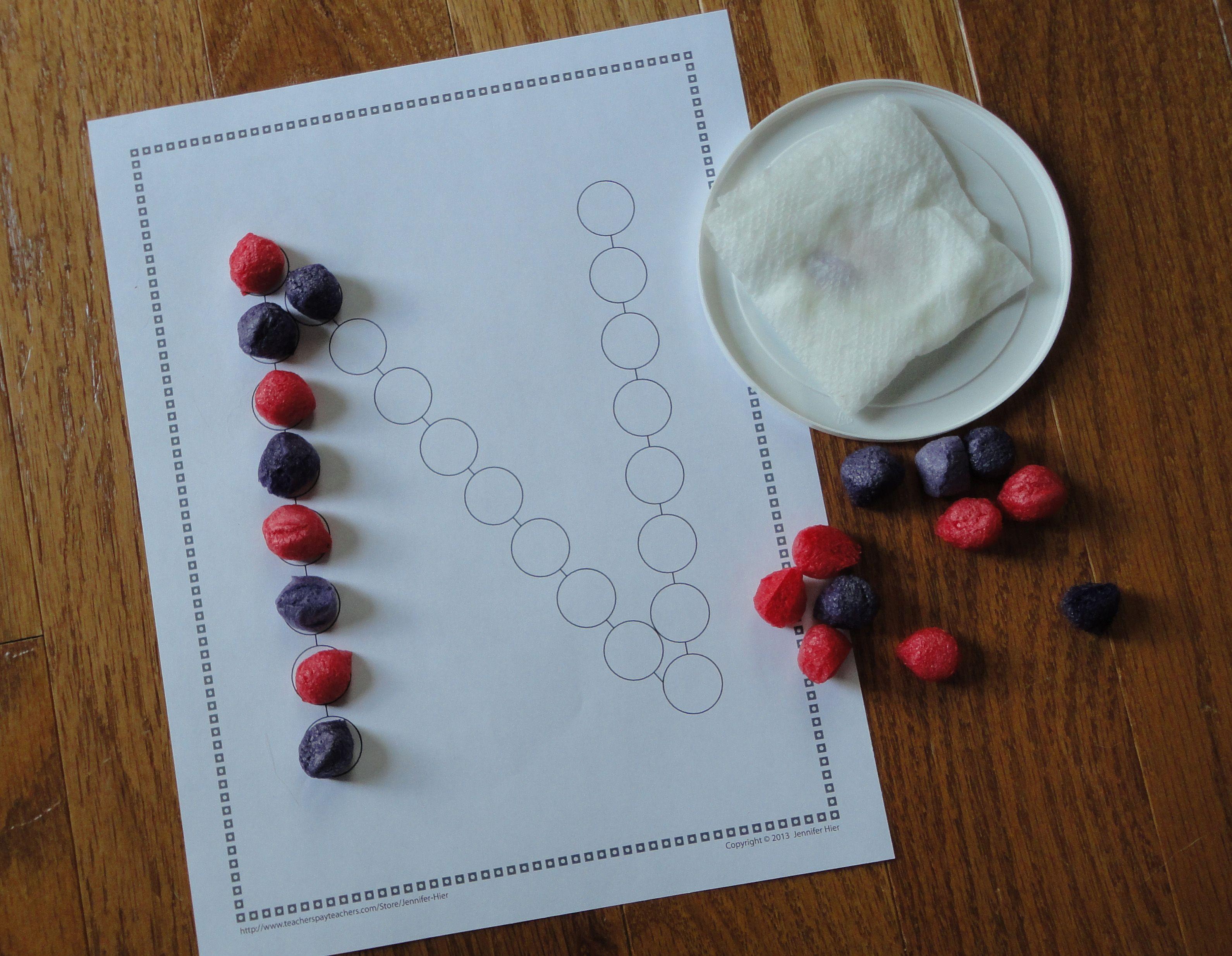 Abc Dot Worksheets Alphabet Activity Sheets For Preschool And Kindergarten