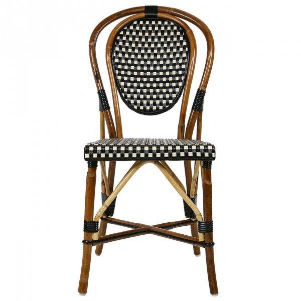French Bistro Chair  kitchen  Pinterest  French bistro