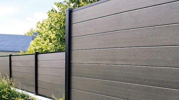 Composite Fence Vs Wood Fence Composite Fence Alternative Wood