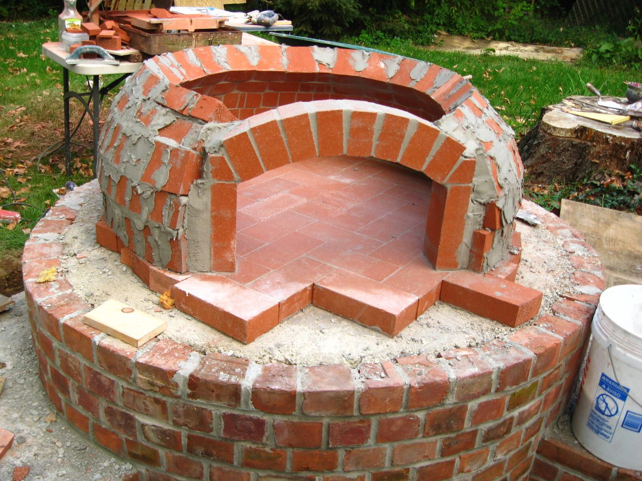 Indoor Rocket Stove Plans
