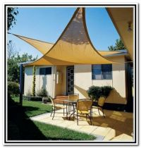 Tarp Patio Cover Ideas | Related to Triangle canvas patio ...