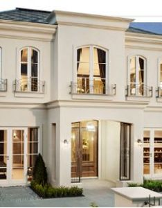 Bordeaux unit townhouse  multi dwelling home designs metricon homes also facade facades pinterest french provincial and house rh
