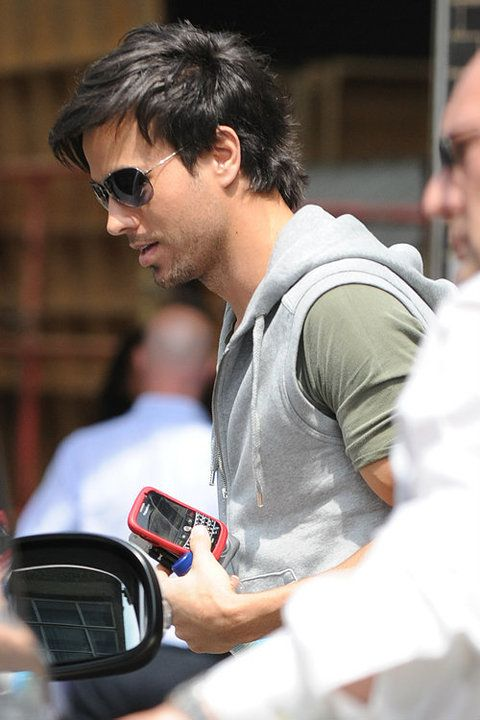 ENRIQUE´S HAIRSTYLE Enrique Iglesias Hairstyle Pinterest