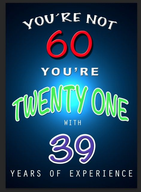 BIRTHDAY 60TH Clothes And Accessories Pinterest