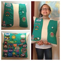 Brownie Sash Diagram Led Trailer Lights Wiring Nz Junior Vest Related Keywords Long