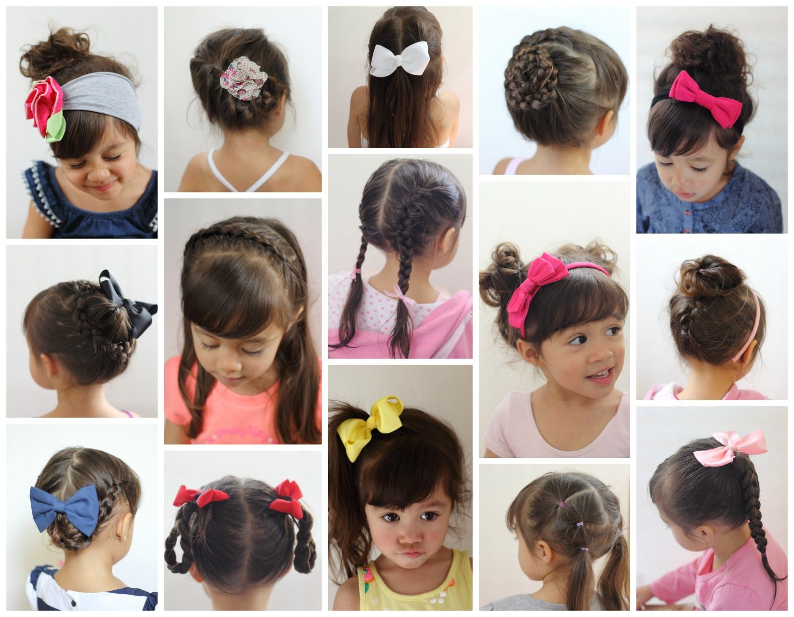 16 Toddler Hair Styles To Mix Up The Pony Tail And Simple Braids