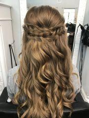 braided prom