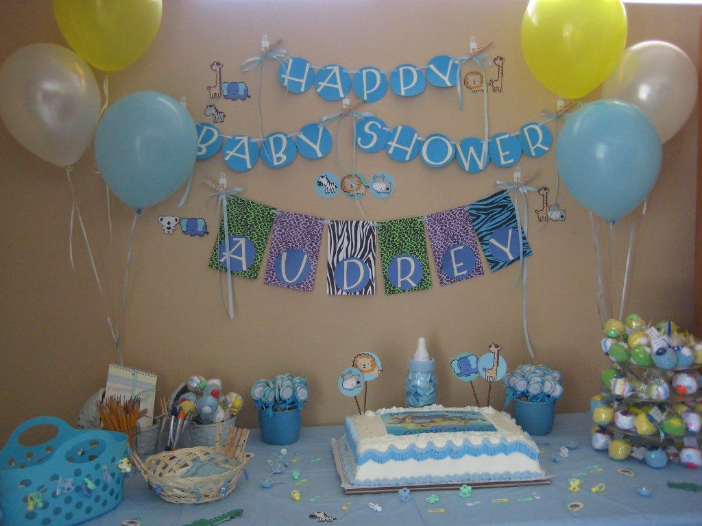 Baby Shower Decoration Ideas For Boy Baby Shower Invitation