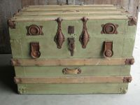 The 25+ best Trunks painted ideas on Pinterest | Old ...