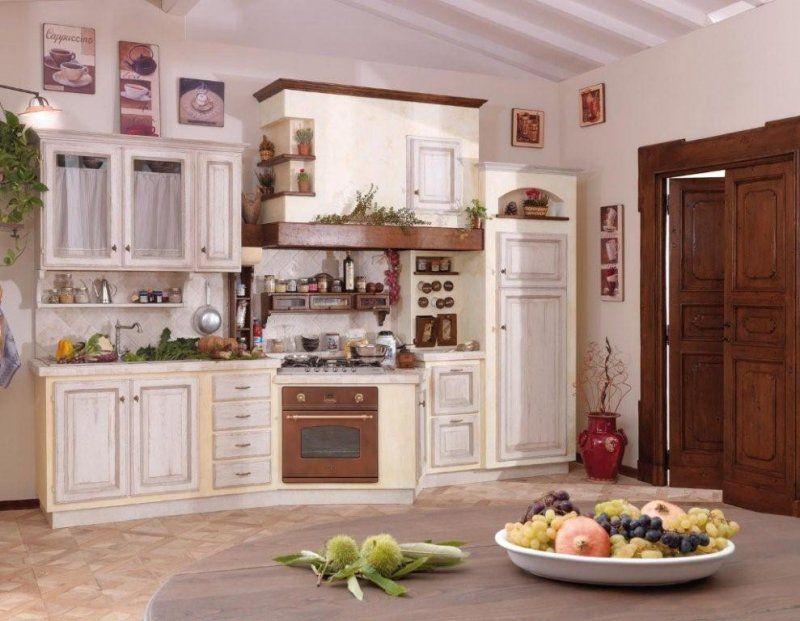Cucina in muratura country artigianale Cuneo Piemonte Liguria 16  Kitchen  Pinterest  Country