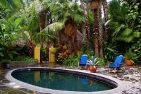 small tropical backyard patio ideas - Google Search ...