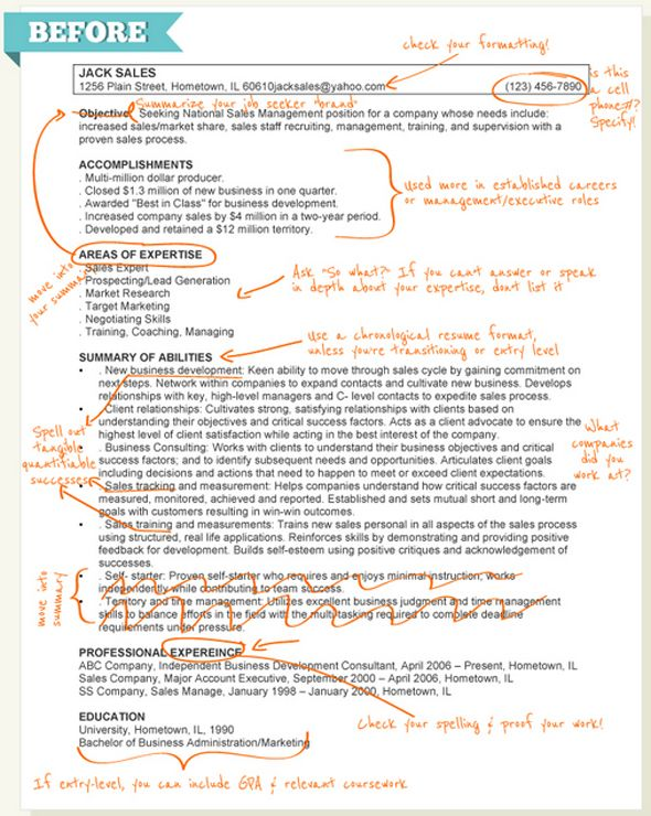 killer resume examples examples of resumes
