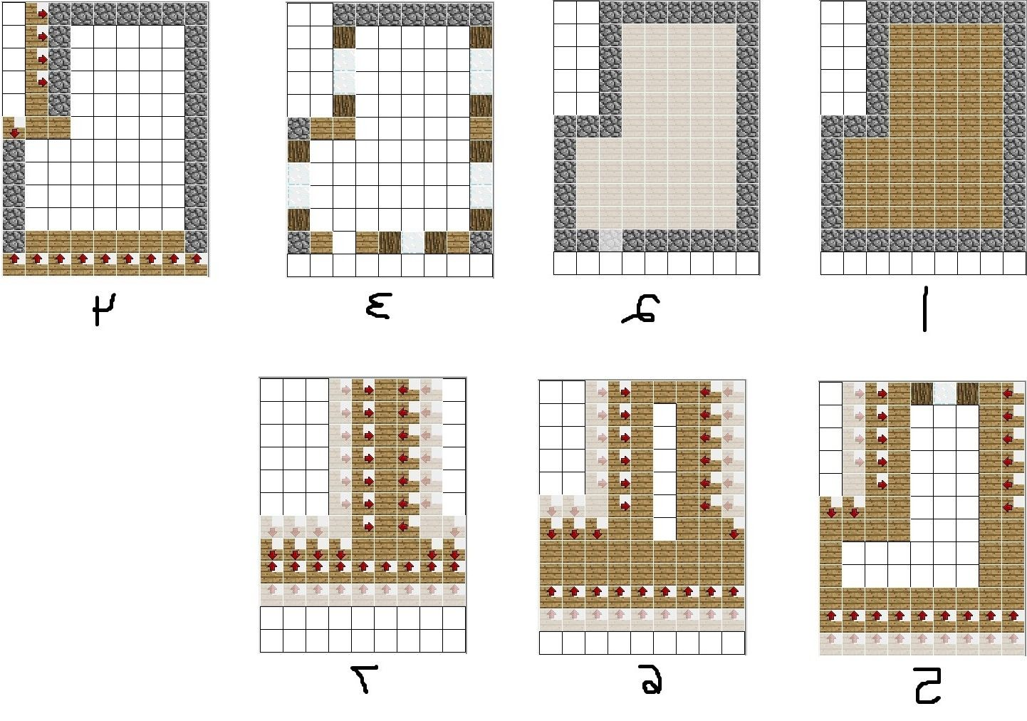 Minecraft House Ideas Blueprints 1happywallpapers High