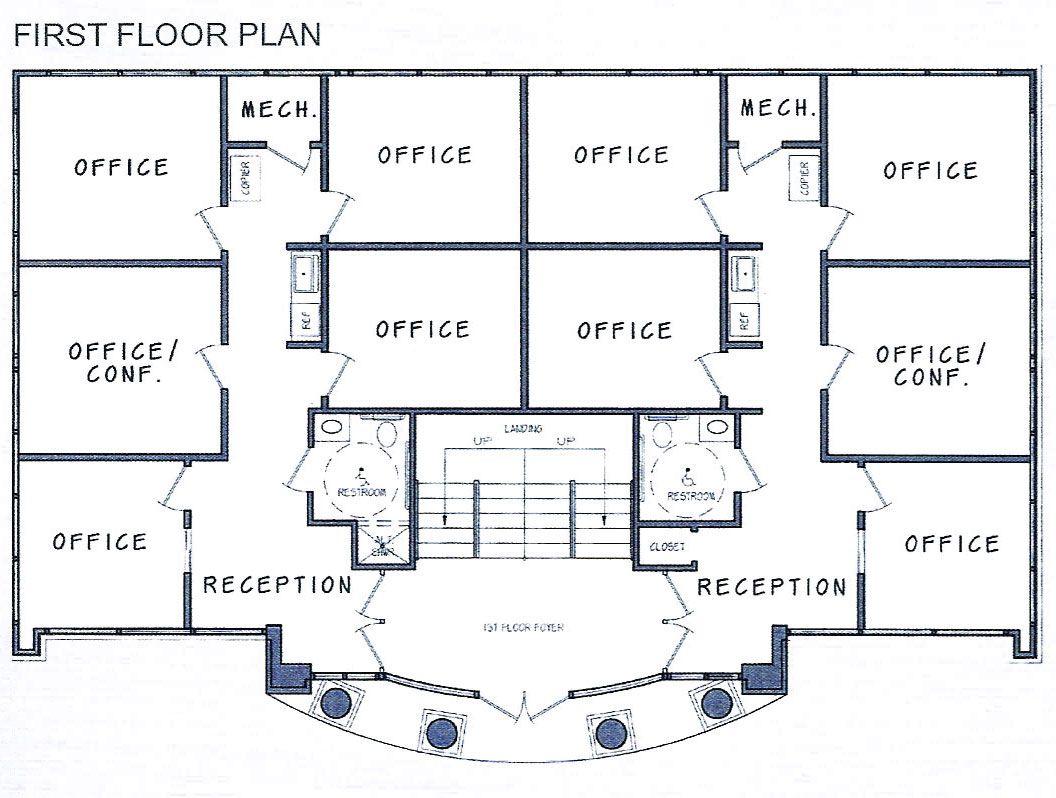 Decoration Ideas : Office Building Floorplans