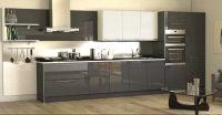 High Gloss Kitchen Cabinet Grey ~ http://makerland.org ...